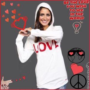 Peace Love World